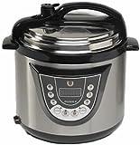 Cocina Programable GM modelo D 2013 Funcion freidora y Función de voz – 6 litros