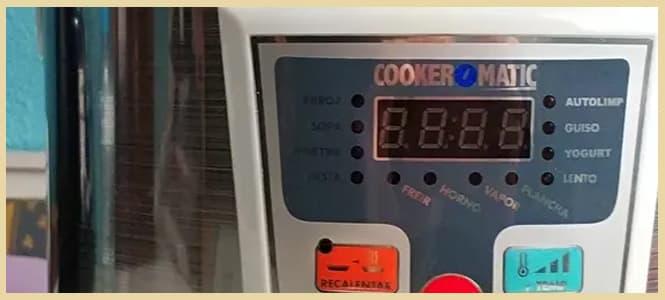 robot de cocina cooker matic precio