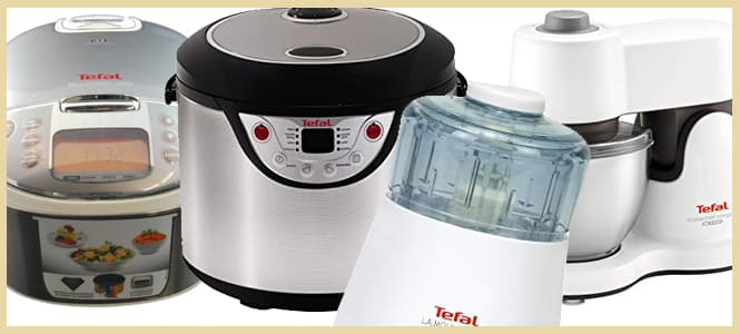 comprar robot de cocina tefal