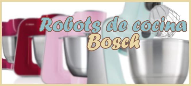 robot cocina bosch mum