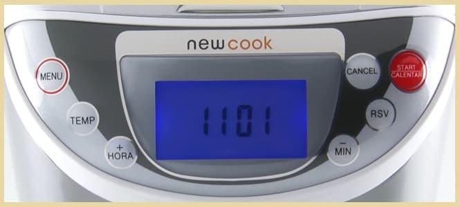 robot para cocinar new cook
