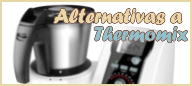 robots similares a la thermomix