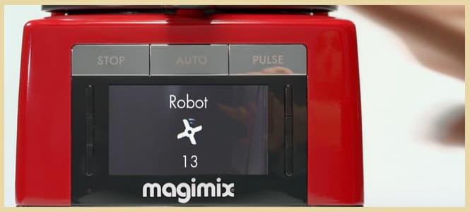 Robot Magimix Cook Expert Rojo