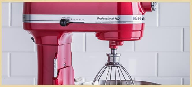 kitchenaid heavy duty caracteristicas
