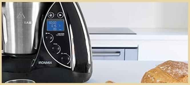 Robot cocina Ironmix
