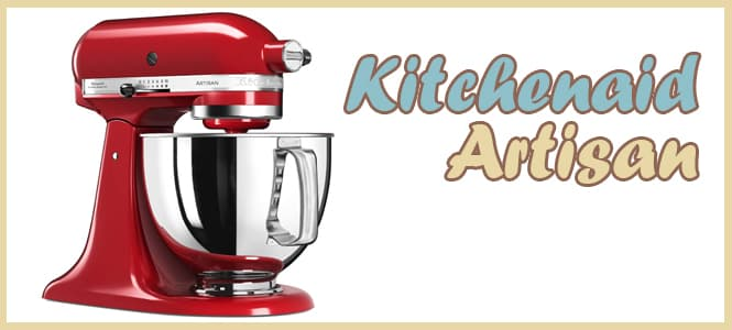 robot de cocina kitchenaid artisan 5ksm150