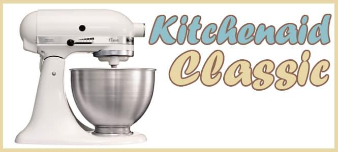 kitchenaid 5k45ssewh serie classic