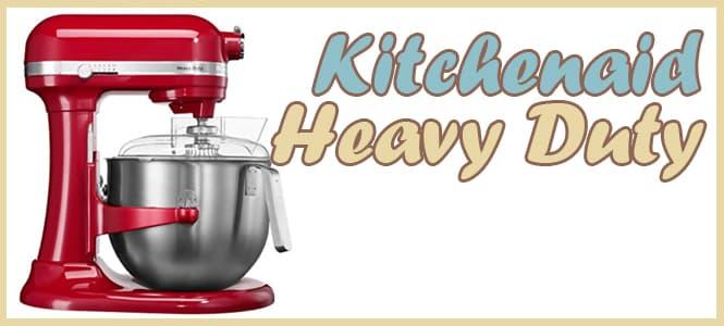 batidora kitchenaid heavy duty 6,9 lts