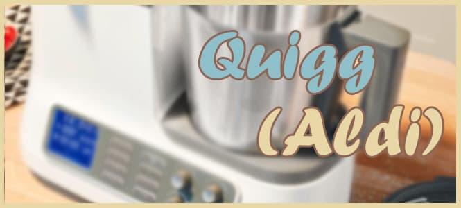 quigg robot de cocina