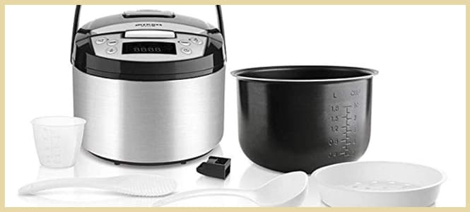 Taurus Top Cuisine Máquina de cocinar programable