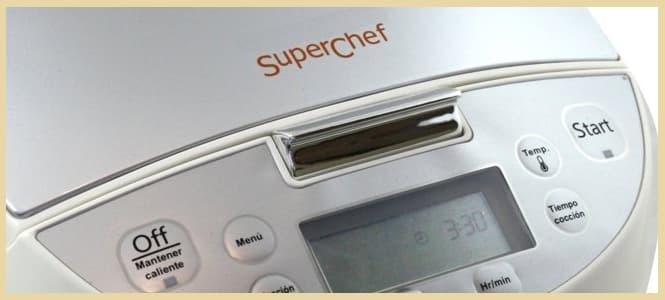 robot cocina superchef