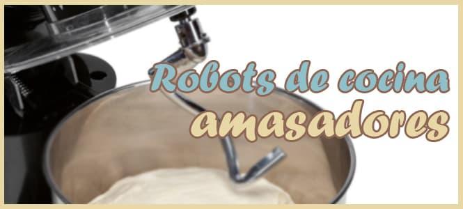 robot amasador de cocina