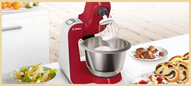 El robot de cocina Bosch MUM58720