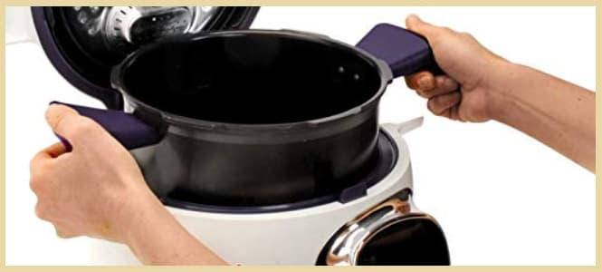 ¿Sabes todo lo que puedes cocinar con Moulinex Cookeo?