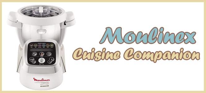 robot de cocina moulinex cuisine companion