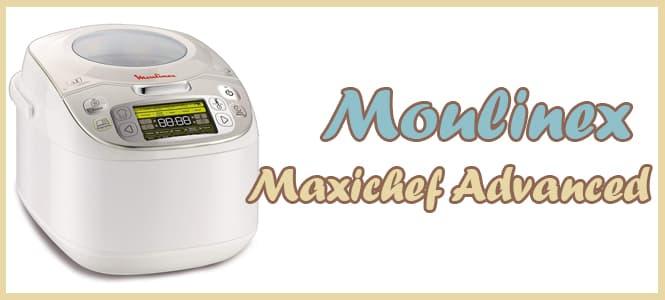 robot de cocinaMoulinex Maxichef Advanced MK8121