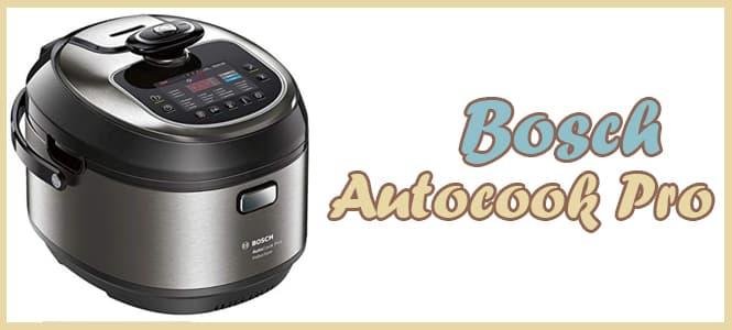 Robots de cocina AutoCook