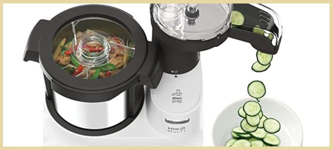Kenwood kCook Cooking Food Processor CCC200WH