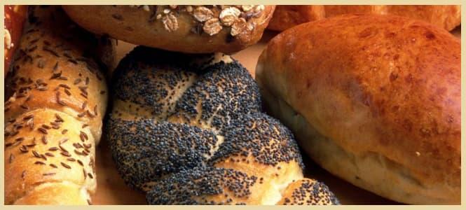 como amasar pan en robot