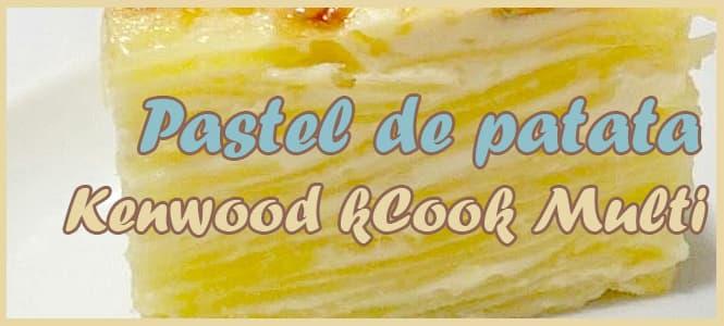 pastel frio de patata y atun