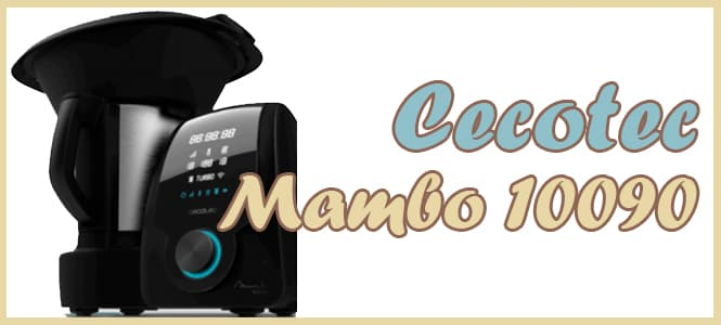 Mambo 10090 de Cecotec