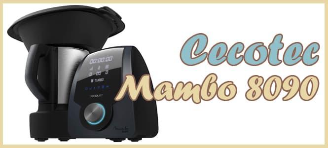 análisis del robot de cocina 8090