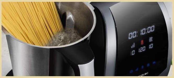 ofertas para Cecotec Mambo 7090 Robot de Cocina Multifunción 1700 W