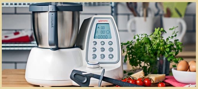 eroski robot cocina