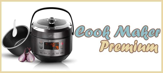 Cook Maker Premium se sergio fernandez