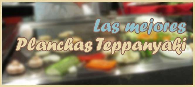 Guía para comprar plancha Teppanyaki barata ONLINE