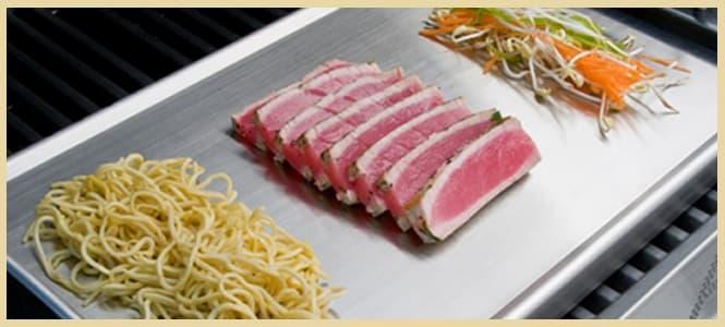 venta de planchas para teppanyaki