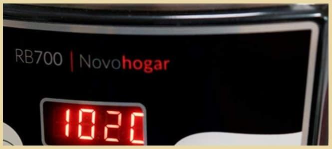 robot de cocina inteligente