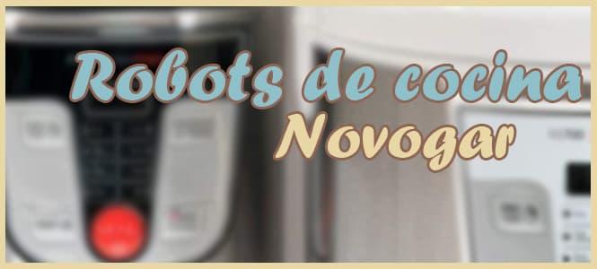 novohogar robot de cocina multifunción