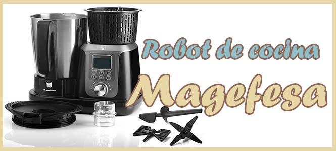 robot cocina magefesa