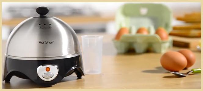 cocedor de huevos para microondas