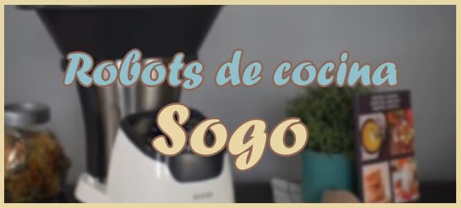sogo robot de cocina