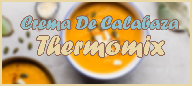 crema calabaza thermomix