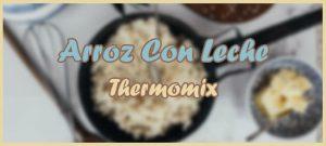 arroz con leche en monsieur cuisine connect